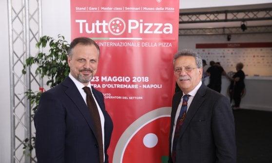 Pizza, in Campania se ne sfornano 1 milione al giorno