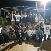 Maric e Salernitana per Accumoli: raccolti 2.600 euro per la casa della cultura