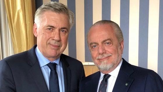 Ancelotti-Napoli, C'È La Firma: Manca Solo L'Ufficialità
