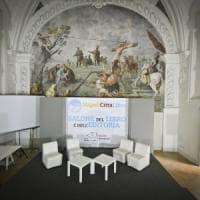 Debutto a Napoli per il Salone del libro, al via oggi a San Domenico Maggiore