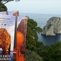 Concerti nel golfo, la musica unisce le isole