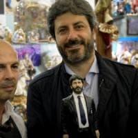 Roberto Fico a Napoli: