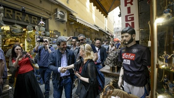 """Napoli, Fico applaude il nuovo  corso Ancelotti: """"E' un bel colpo. Dopo Sarri serviva un allenatore top in Europa"""""""