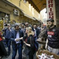 Napoli, Fico applaude il nuovo  corso Ancelotti: