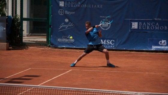 Tennis Vomero Cup – Trofeo Banca Euromobiliare: il napoletano Brancaccio in finale contro l'altro azzurro Rondoni