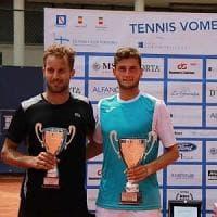 Tennis Vomero Cup: trionfa Raul Brancaccio, napoletano di Torre del Greco