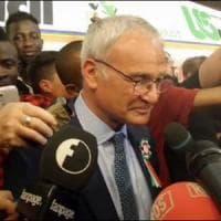 Ranieri elogia il Napoli: