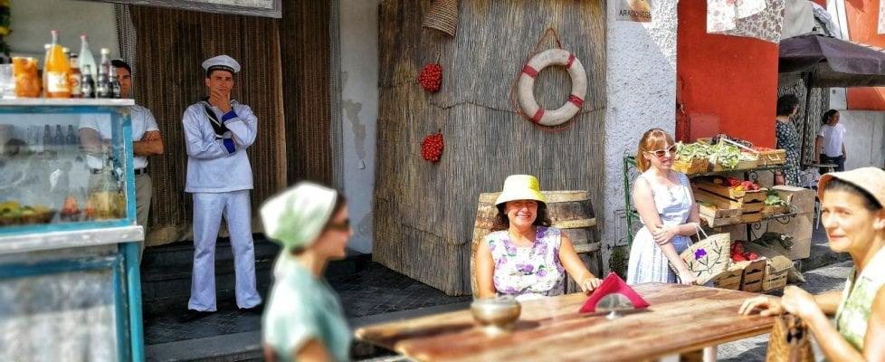 L'amica geniale sbarca a Ischia: così l'isola torna negli anni 50