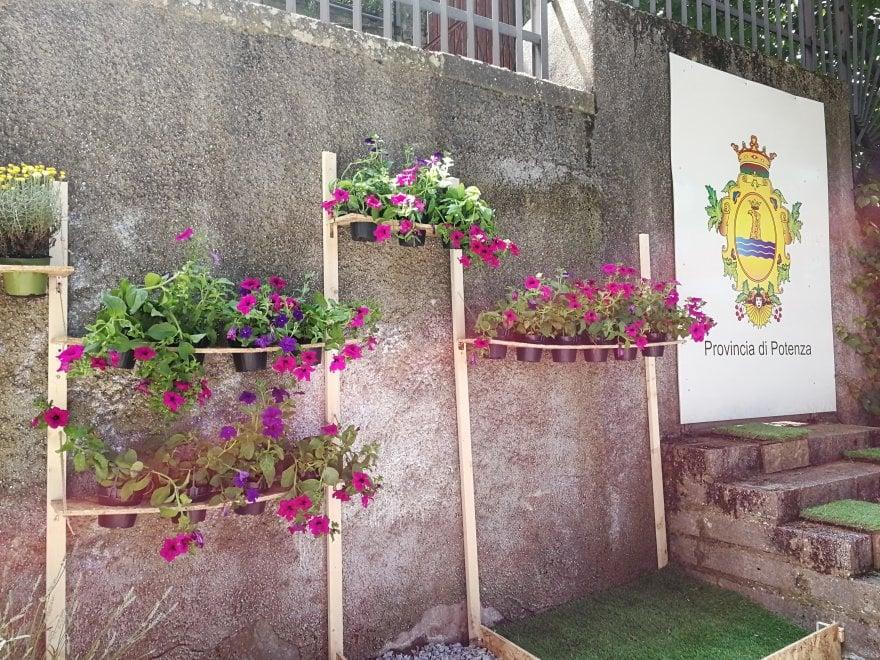 Fiori e giardini pensili: riapre la Villa del prefetto a Potenza