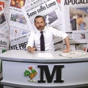"""Cambio al """"Mattino"""": Monga nuovo direttore al posto di Barbano"""
