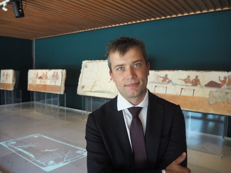 Archeologico, una mostra per il Tuffatore