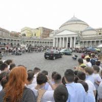 Napoli, stand e fanfara per il 204esimo anniversario dell'Arma dei carabinieri