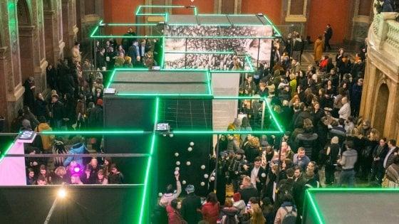 """Reggia di Caserta, arriva """"Cyfest"""": il più grande festival di arte e tecnologia della Russia"""