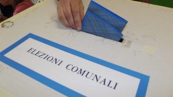 Amministrative, in Basilicata 13 Comuni al voto