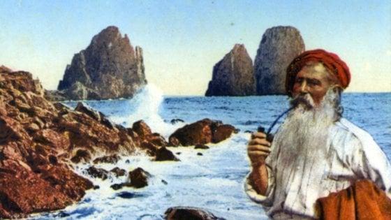 Capri riscopre il mito di Spadaro, il pescatore icona che segnò un'epoca