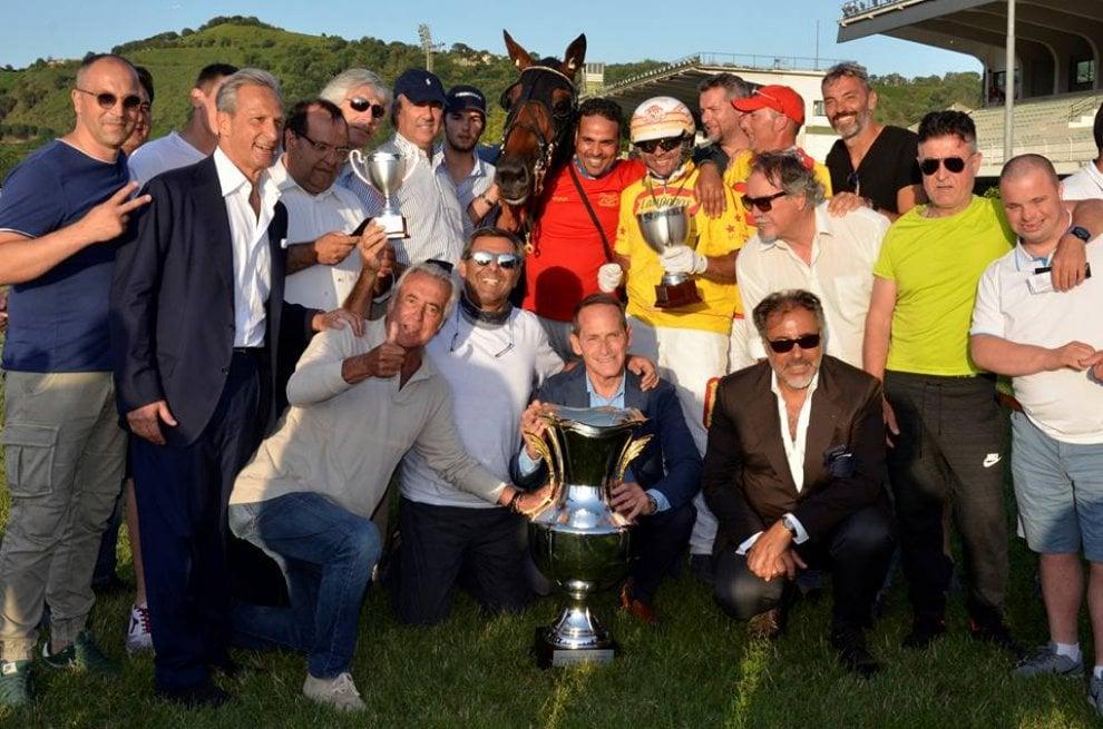 Ippica, Vitruvio porta il trotto in Serie A