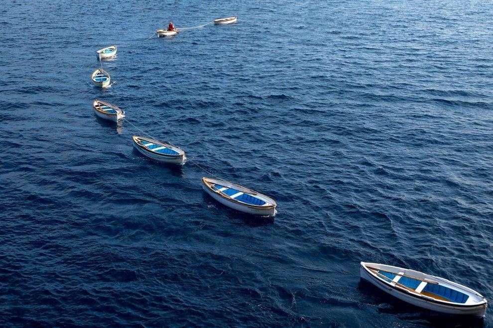 """In mostra """"Un'isola"""": sei fotografi raccontano Capri"""