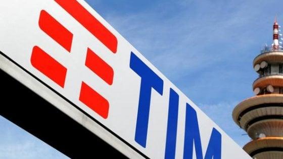 TIM: accordo per 12 mesi di solidarietà difensiva