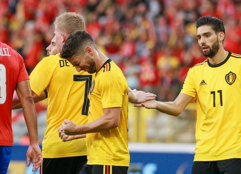 "Mondiali, ""Ciro"" Mertens in gran forma col Belgio"