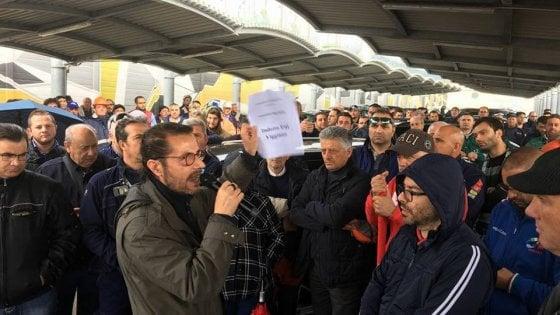 Ufficio Eni A Gorizia : Potenza scontro sindacale sulla contrattazione unica del sito eni