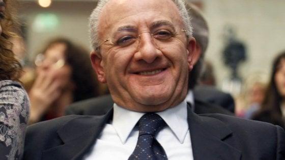 """Il Governatore De Luca domenica 7 ottobre premia il vincitore dello """"Start Up Evolution Pinuccio Lamura"""