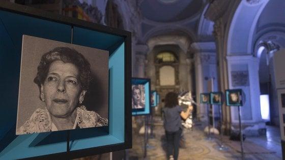 Napoli ricorda Tina Pica ai Quartieri spagnoli