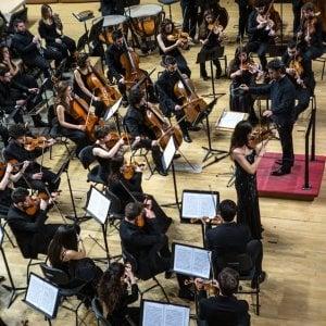 Napoli, arriva la Young Talents Orchestra EY