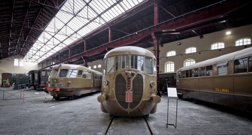 """""""Sinfonie sul mare"""" musica e degustazioni al Museo ferroviario di Pietrarsa"""
