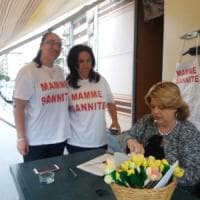 #Avanti Donne in piazza con le Mamme Sannite contro l'impianto di compostaggio a Sassinoro