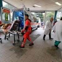 A fuoco macelleria, madre titolare muore dal dolore