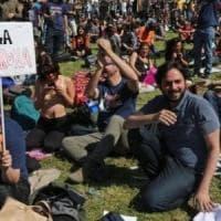 Migranti, a Pontida il festival 'dell'orgoglio terrone' sfida la Lega