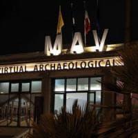 Scavi di Ercolano, Mav e Reggia di Portici: palco speciale per la Festa