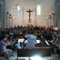 Per la prima volta a Salerno il coro dei cori esegue