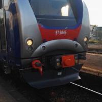 Arriva un nuovo treno sulla Cumana