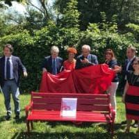 Potenza, panchina rossa in Consiglio regionale contro la violenza sulle donne
