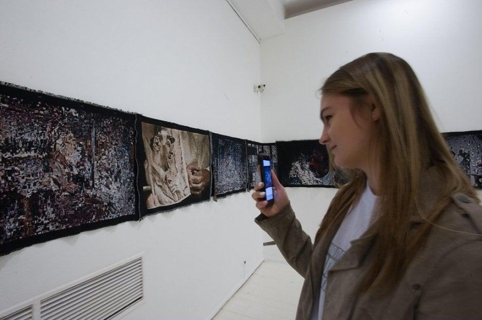 """""""Cyfest"""" alla Reggia di Caserta, inaugurato il festival russo di arte e tecnologia"""