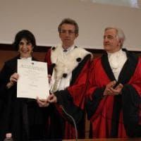 Gianotti, prima direttrice del Cern: