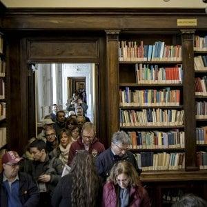 """Antonella Cilento: """"Il lamento dei libri e la biblioteca che verrà"""""""