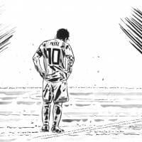 La solitudine di Messi