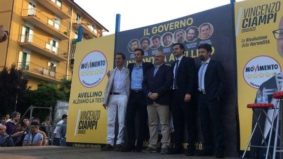 Elezioni, sorpresa ad Avellino: eletto sindaco del M5S