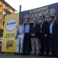 Avellino vittoria netta di Ciampi (M5s)