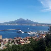 Castellammare, in porto il mega yacht del magnate russo Galitsky