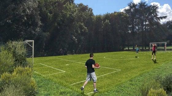 """""""Festa dell'estate"""", fundraising per dotare il Bosco di Capodimonte di un campetto di calcio"""