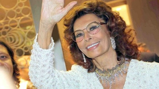 Maratea, Sophia Loren tra le star delle Giornate del cinema lucano