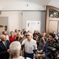 Toni Servillo inaugura a Palazzo Reale la mostra