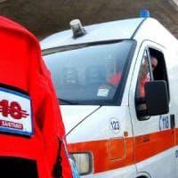 Scooter contro auto nel Casertano, muore un 17enne