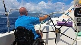 Wheels on Waves, un catamarano accessibile a Napoli