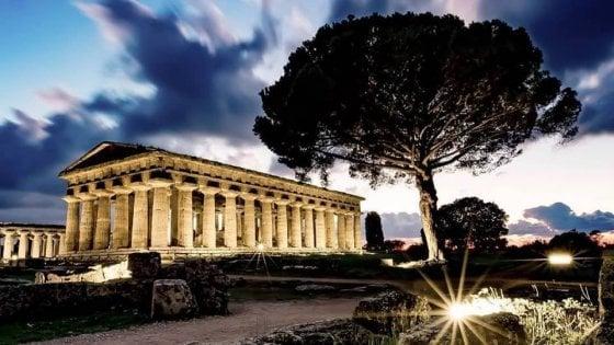 Raccolta fondi per sostenere gli scavi di Paestum