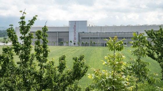 Caserta, il nuovo stabilimento Ferrarelle guarda al riciclo