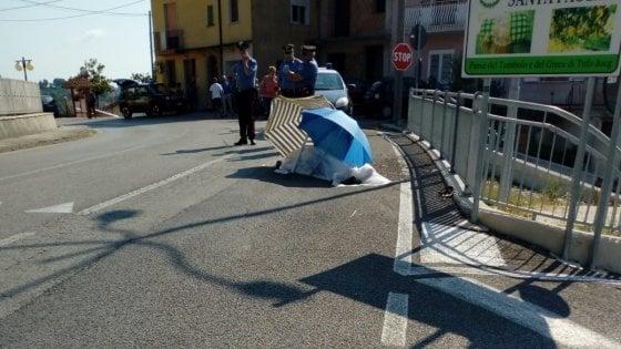 Giallo in Irpinia: anziano trovato morto in strada, forse travolto da un'auto pirata